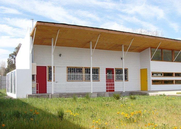 Sala Cuna JUNJI Pedegua, Proyecto Chilecompras