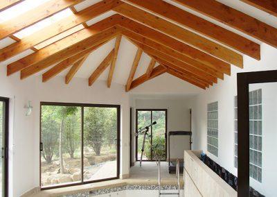 Interior casa Lomatuerta